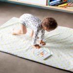 tapis d'éveil naturel